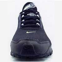 Nike Design Example - Front view